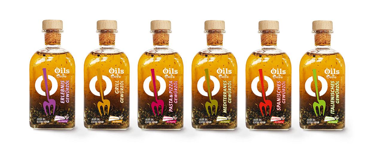 Oils&More, una gama de aceites con especias única