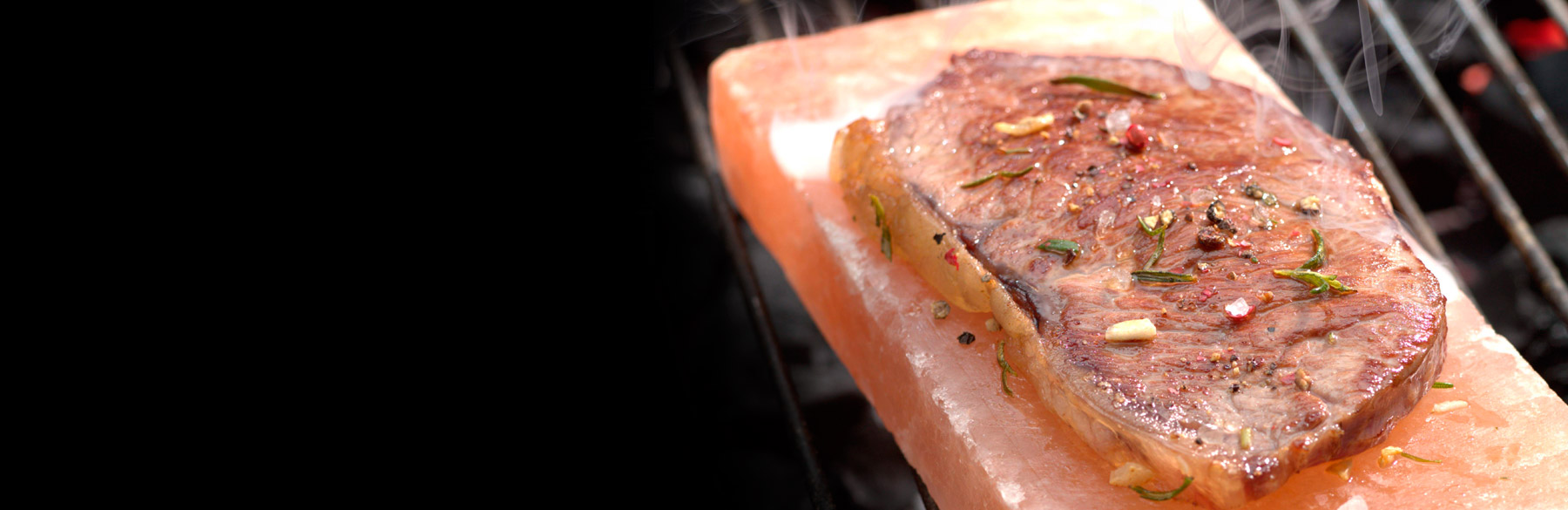 Persian Salt-Block. BBQ Recipe