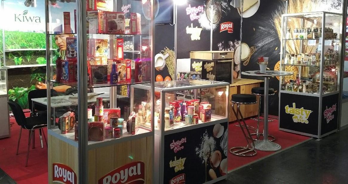 Nuestro Dulce Paso por la Feria ISM 2017 en Colonia