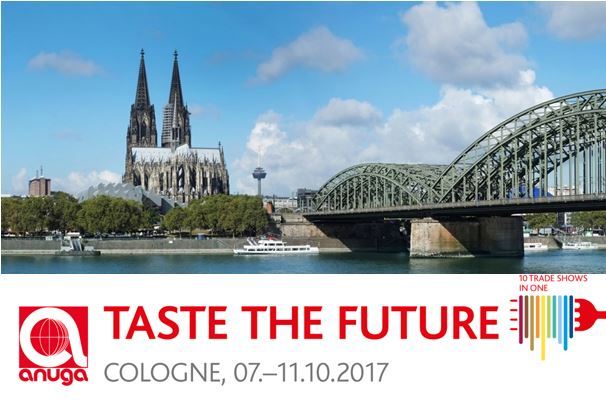 ANUGA 2017. We will be there!