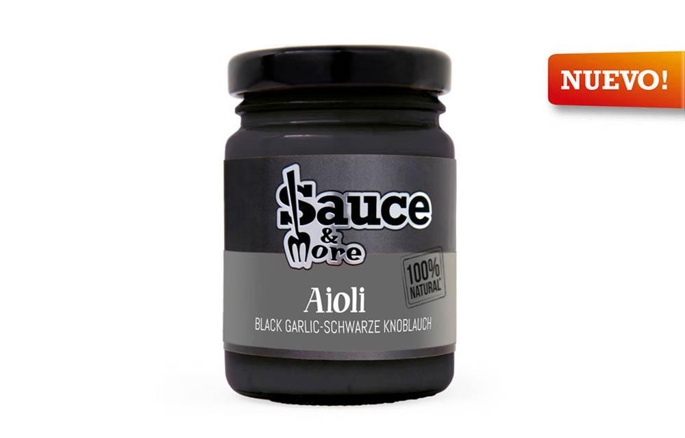 Aioli negro