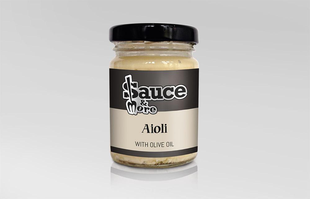 """""""Allioli"""" con aceite de oliva"""