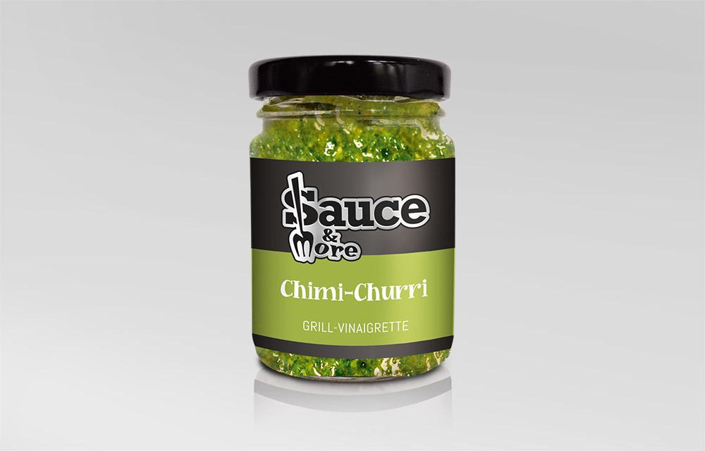 Vinagrette Chimi-Churri