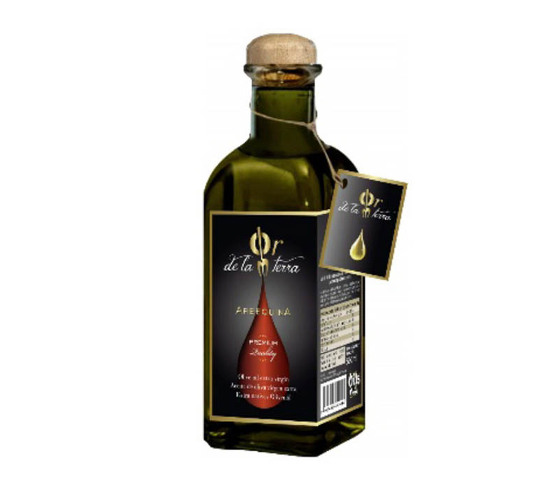 "Olive Oil Extra Virgin ""Or de La Terra"""
