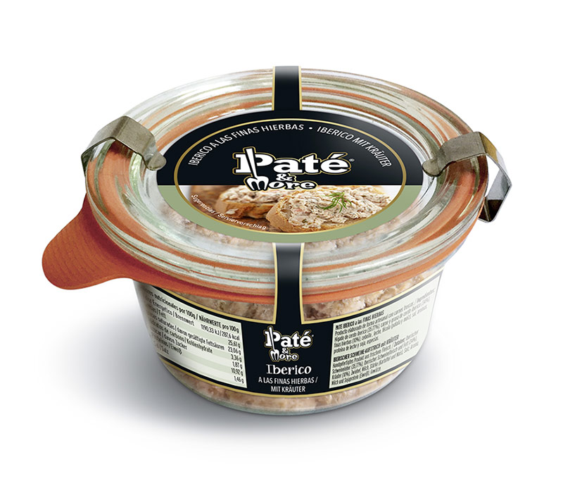 Iberian Pork Pate with Fine herbs
