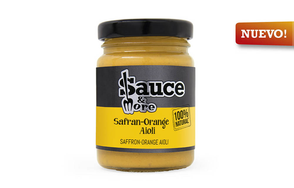 Safran Orange Aioli